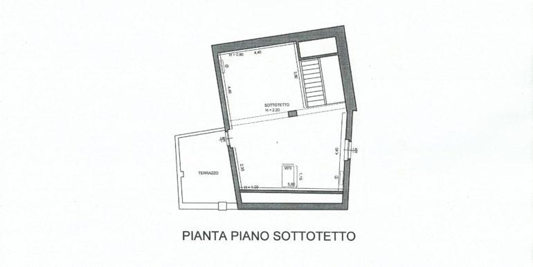 Casa 1 p. sottotetto
