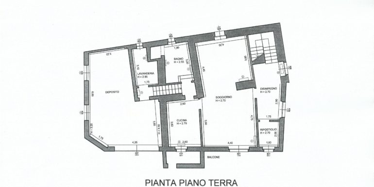 Casa 1 p.terreno