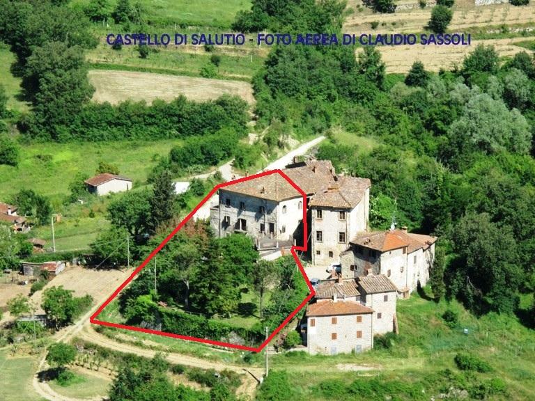Castello di Salutio