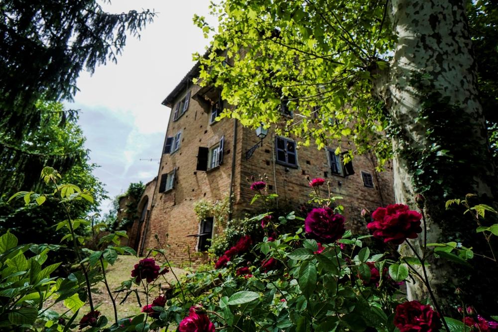 Castelletto Molina – castello
