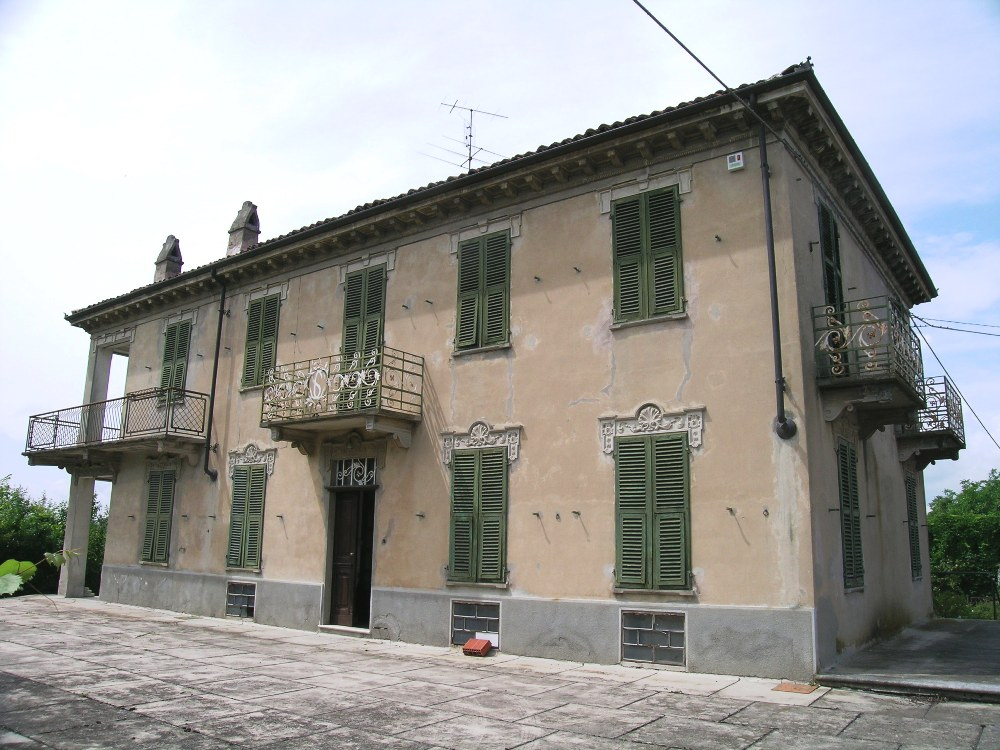 "Villa ""Salatino di Santamaria""."